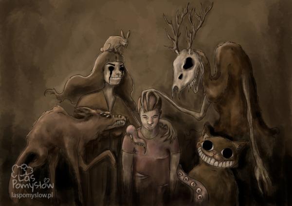 Strachy, straszydła i koszmary