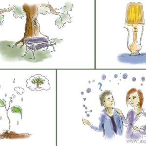 Ilustracje do Vademecum Mentoringu
