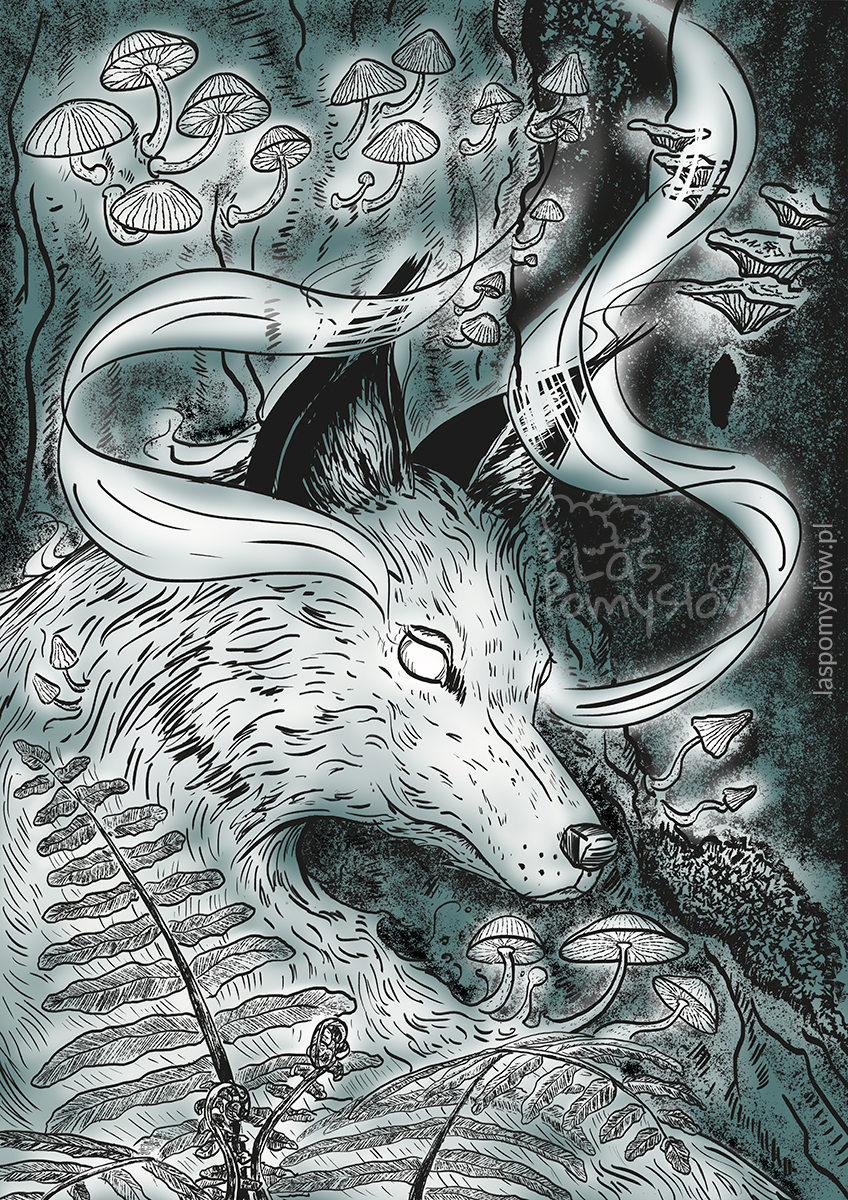 leśny duch